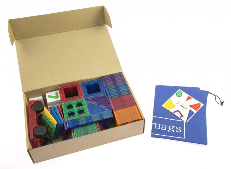 MagPlayer Магнитный набор 100 эл. PM151