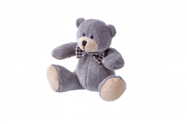 Same Toy Мишка серый (13 см)