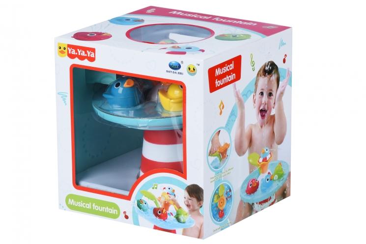 Same Toy Игрушка для ванной Музыкальный фонтан