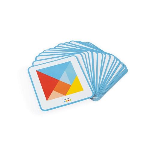 Janod Развивающая игра - Танграм