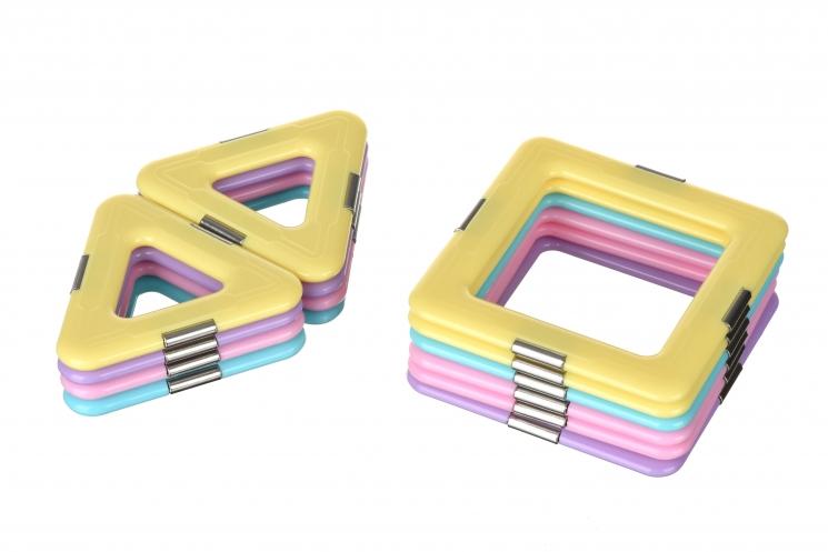 MagPlayer Конструктор магнитный (набор 14 эл.)