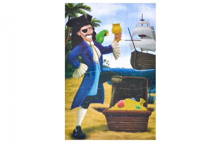 Same Toy Пазл Пираты (48 эл.)
