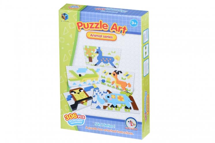 Same Toy Пазл Animal series (306 эл.)