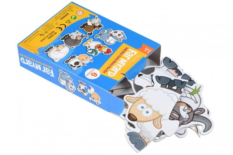 Same Toy Пазл Домашние животные