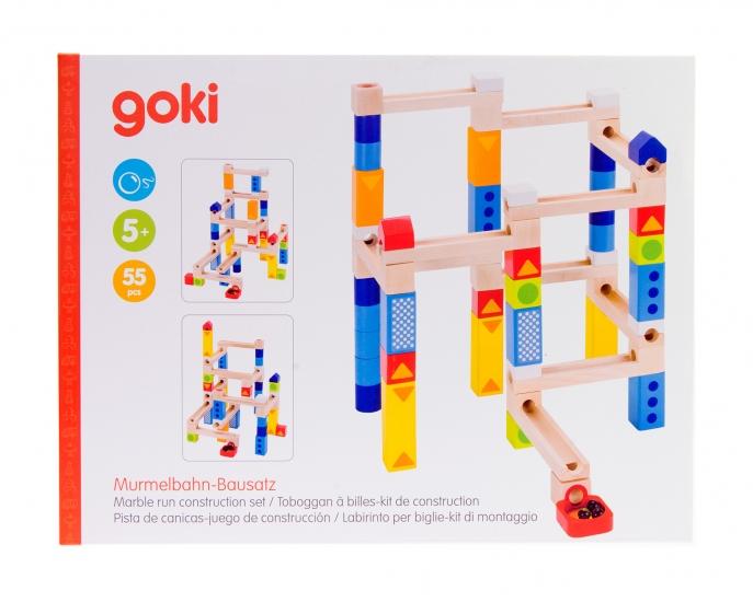 goki Конструктор-лабиринт Мраморная перспектива