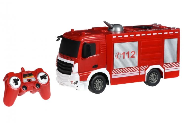 Same Toy Машинка на р/у Пожарная машина с распылителем воды