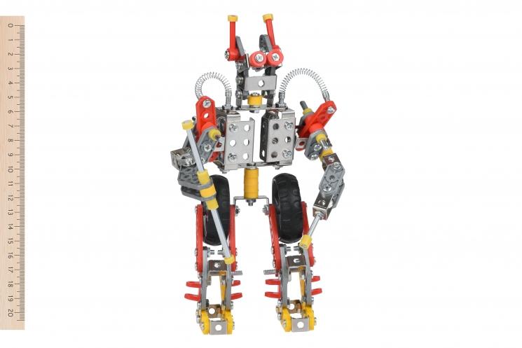 Same Toy Конструктор металлический (237 эл.)