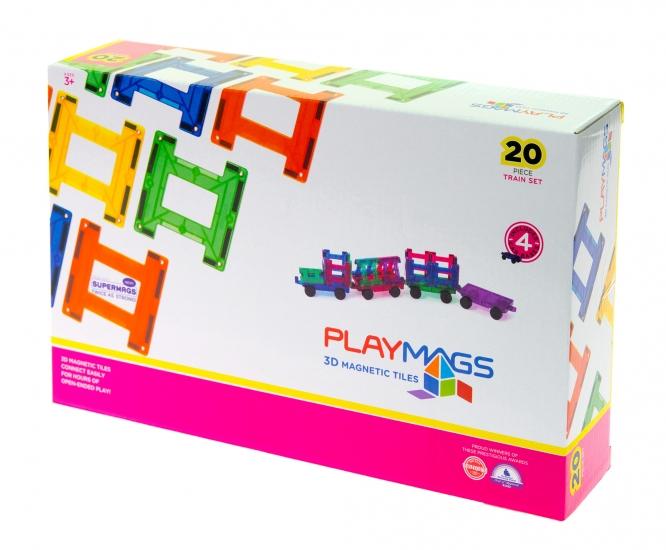 MagPlayer Магнитный набор 20 эл. PM155