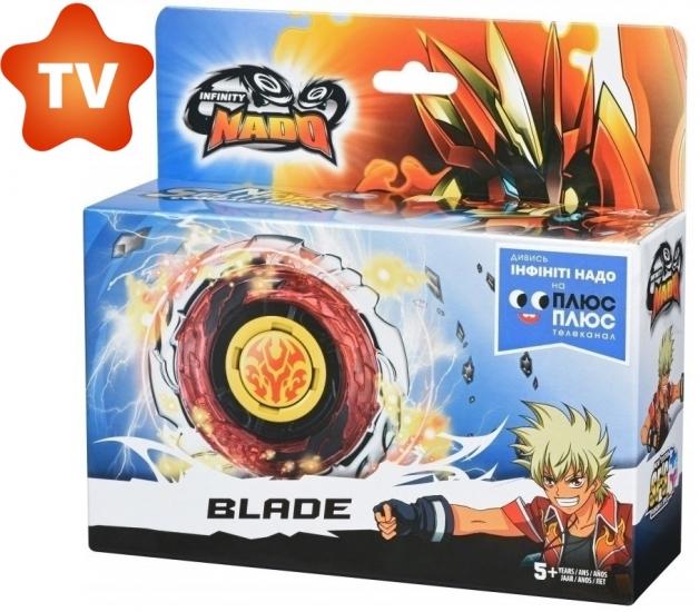 Infinity Nado Волчок Стандарт Blade Клинок (закрытая упаковка)