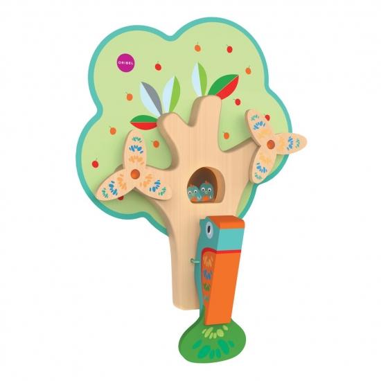 Oribel Настенная игрушка Veritiplay Занятый Дятел