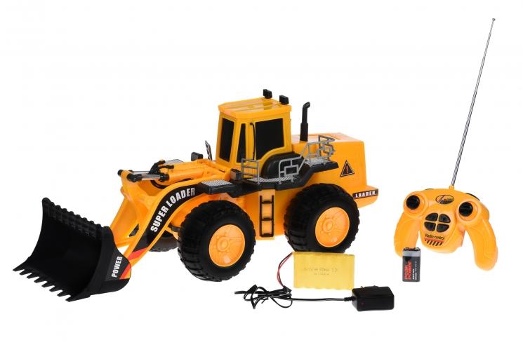 Same Toy Машинка MOD Трактор с ковшом