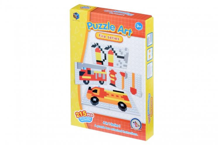 Same Toy Пазл Fire series (215 эл.)