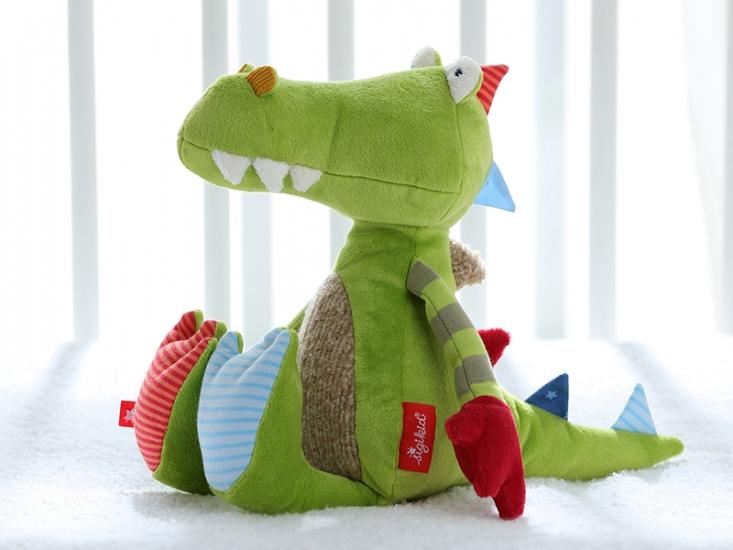 sigikid Patchwork Sweety Дракон (32 см)