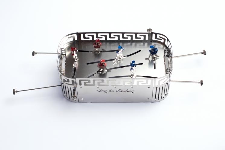 Time for Machine Конструктор коллекционная модель Medieval Hockey