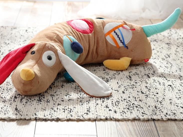 sigikid развивающая игрушка Собачка (80 см)