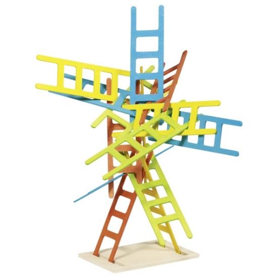 goki Развивающая игра - Балансир Лестница