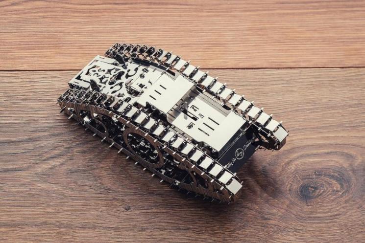 Time for Machine Конструктор коллекционная модель Marvel Tank 2