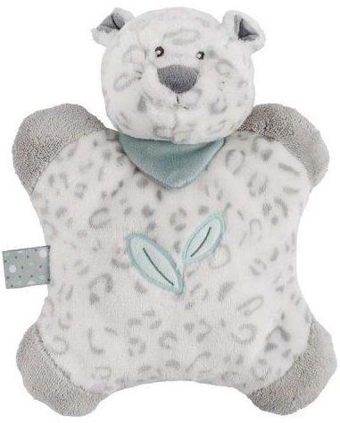 Nattou Мягкая игрушка-подушка Леопард Лея