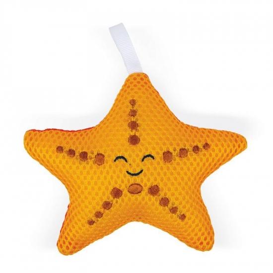 Janod Мочалка для купания - Морская звезда