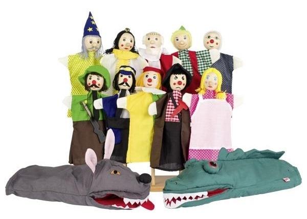goki Набор кукол-перчаток