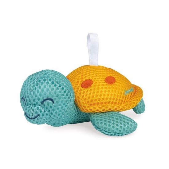 Janod Мочалка для купания - Черепаха