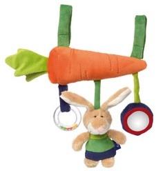 sigikid мини-мобайл Кролик с морковкой