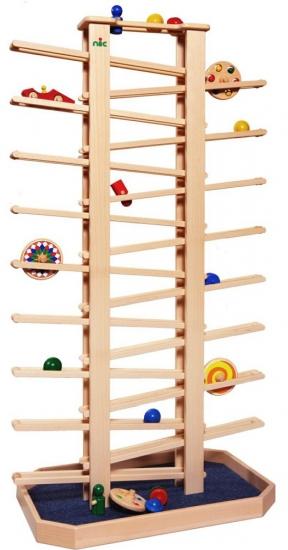nic Развивающая игра Вертикальная дорога 17 уровней