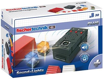 fischertechnik Конструктор Набор LED подсветки и звуковой контроллер