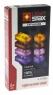 LIGHT STAX Элементы 4х2 и 2х2 с LED подсветкой Оранжевый Коричневый Розовый Фиолетовый LS-S11003