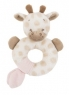 Nattou Погремушка-кольцо жираф Шарлотта