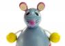 nic Игрушка-неваляшка деревянная Мышка