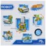 Same Toy Робот-конструктор - Экобот 6 в 1 на солнечной батарее