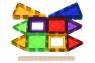 MagPlayer Конструктор магнитные плитки 70 эл. (MPL-70)
