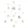 goki деревянный Звезды и слоники