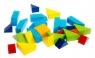 goki Деревянный пазл Мир форм - прямоугольник