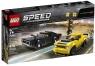 LEGO Конструктор Speed Champions Автомобили Dodge 75893