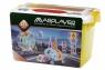 MagPlayer Конструктор магнитный набор бокс 121 эл. (MPT2-121)