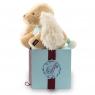 Kaloo музыкальная игрушка Les Amis Щенок карамель (25 см) в коробке