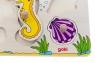 goki Пазл-вкладыш Подводный мир