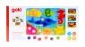 goki Лото Разноцветный мир
