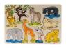 goki Пазл-вкладыш Африканские животные
