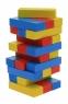 goki Дженга Разноцветная башня