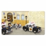 Janod Набор из 2 пазлов - Полицейская машина