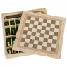 goki Набор 3 в 1: шахматы, шашки, мельница