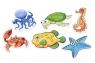Same Toy Пазл Жители океана