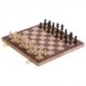 goki Шахматы в деревянном футляре