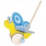 goki Игрушка-толкатель Бабочка