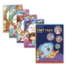 Smart Koala Книга интерактивная Сказки Сп. красавица, Белоснежка, Новое платье короля, Принц Лягушка