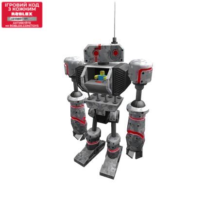 Roblox Ігрова колекційна фігурка Imagination Figure Pack Noob Attack - Mech Mobility W7