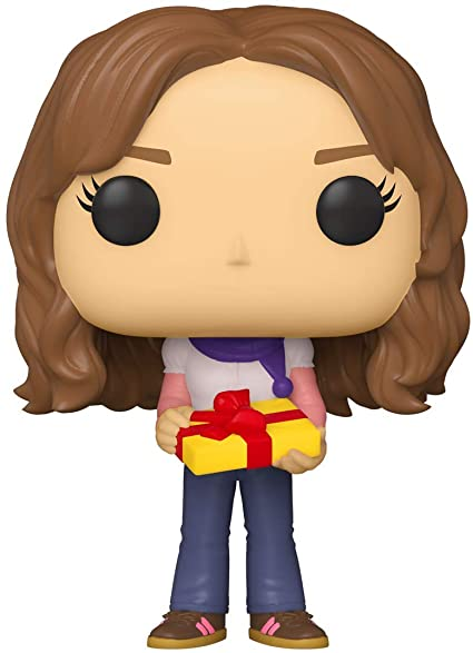 Funko Коллекционная фигурка Funko POP! Vinyl: Harry Potter: Holiday: Hermione Granger 51153